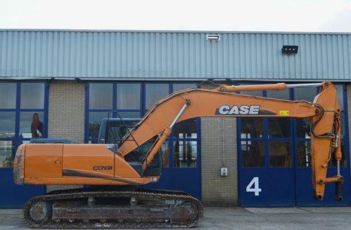 Máy đào bánh xích CASE CX210B